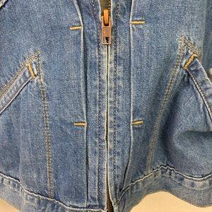 GAP Jackets & Coats - Gap   Denim Blue Jean Jacket